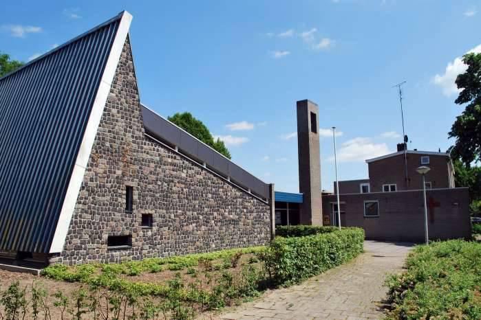 Ontmoetingskerk, Protestantse Gemeente Valkenswaard
